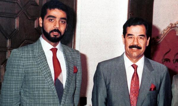صدام حسین، در پی دلگیری از پسرش ، عدی، برای تنبیه، کلکسیون ارزشمند خودروهای او را سوزانده بود