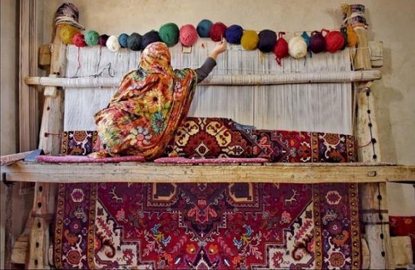 فرش دستبافت هریس، آیینه تمام نمای اصالت و هنر ایرانی