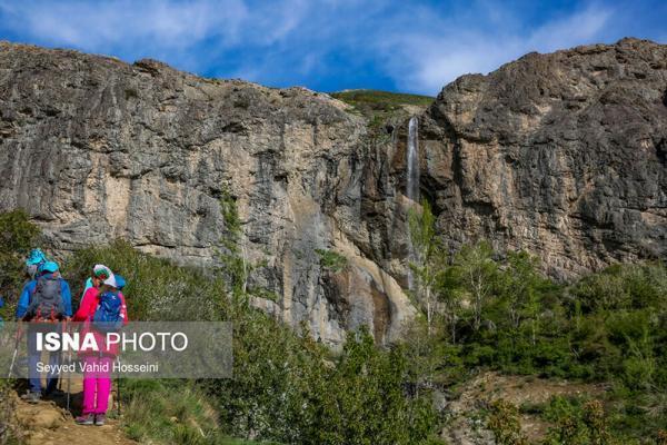 آبشار سنگان، تصاویر