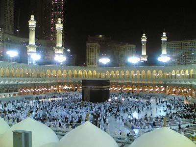 بزرگترین مساجد جهان