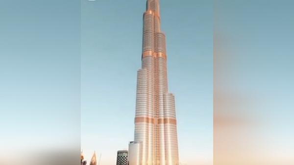 برج خلیفه، بلندترین آسمان خراش جهان